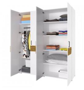 Спальня » Милана » Шкаф 4х дверный