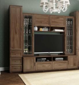 Модульная система для гостиной «Классика» ШМ-1 (шкаф многофункциональный)